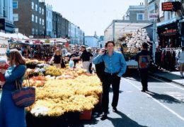 Notting Hill - Hugh Grant auf dem Markt
