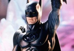 George Clooney als Batman in 'Batman and Robin'