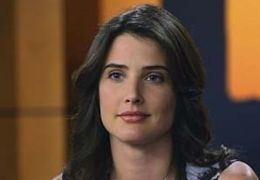 Cobie Smulders in 'How I Met Your Mother'