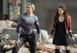 Avengers 2: Age of Ultron: Quicksilver/Pietro...lsen)