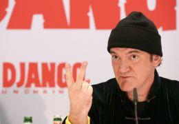 Django Unchained - Quentin Tarantino bei der....2013