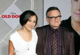 Zelda Williams und Robin Williams