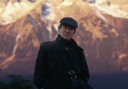 Ken Takakura in 'Der einsame Tausendmeilenritt'