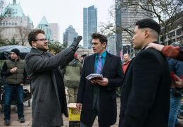 The Interview mit Seth Rogen und James Franco