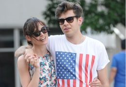 Keira Knightley mit James Righton
