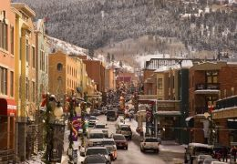 Sundance Film Festival 2015 - Park City Main Street