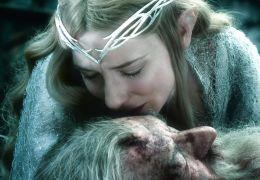 Der Hobbit 3: Die Schlacht der Fünf Heere -  CATE...ndalf