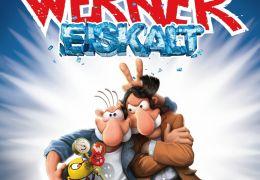 Werner - Eiskalt! - Teaserplakat