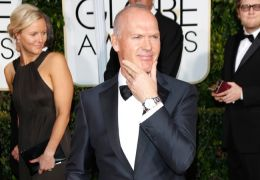 Golden Globes-Gewinner Michael Keaton