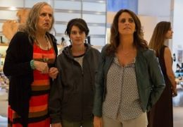 Jeffrey Tambor, Gaby Hoffman und Amy Landecker in der...rent'