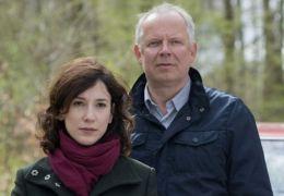 Sibel Kekilli und Axel Milberg in Borowski und der...Kiel