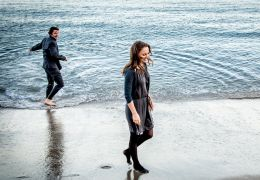 Knight of Cups mit Christian Bale und Natalie Portman
