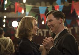 The Imitation Game mit Keira Knightley und Benedict...batch
