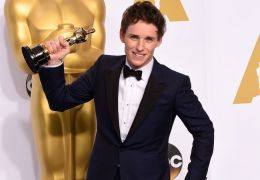 Oscar-Gewinner Eddie Redmayne