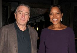 Robert De Niro und Grace Hightower