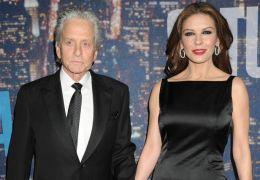 Michael Douglas und Ehefrau Catherine Zeta-Jones