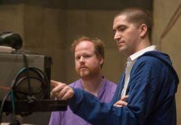 The Cabin in the Woods mit Drehbuchautor Joss Whedon...ddard