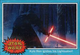 'Star Wars: Das erwachen der Macht' - Sammelkarte -...aber'