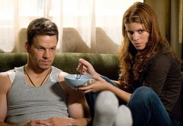 Mark Wahlberg und Kate Mara in Shooter