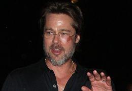 Der lädierte Brad Pitt