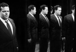 Orson Welles in The Lady from Shanghai