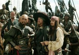 Pirates of the Caribbean At World's End mit Chow...Depp