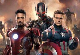 Avengers: Age of Ultron mit Robert Downey Jr und...Evans