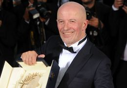 Jacques Audiard in Cannes
