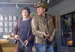 Jesse Eisenberg und Woody Harrelson in Zombieland