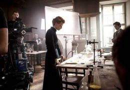 Drehbeginn für 'Marie Curie'