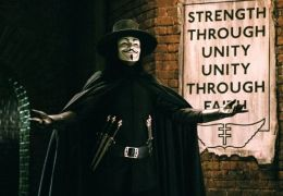 V wie Vendetta mit Hugo Weaving
