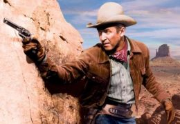 James Stewart in Der Mann aus Laramie