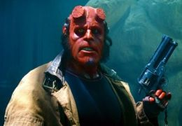Ron Perlman in Hellboy 2