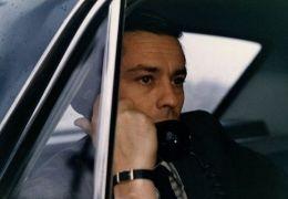 Alain Delon als 'Der Chef'