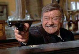 John Wayne in The Shootist