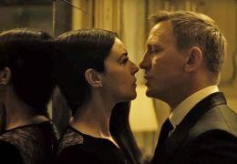 Monica Bellucci und Daniel Craig in Spectre