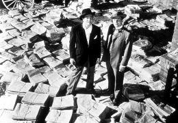 Citizen Kane mit Orson Welles und Joseph Cotten