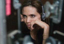 Angelina Jolie bei den Dreharbeiten zu Unbroken