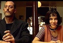 Jean Reno und Natalie Portman in Léon - Der Profi