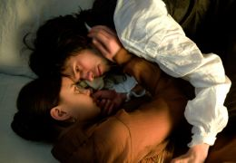Abbie Cornish und Ben Whishaw in Bright Star