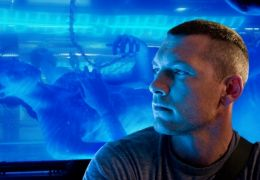 Sam Worthington in Avatar - Aufbruch nach Pandora