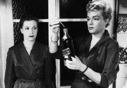 Simone Signoret und Véra Clouzot in Die Teuflischen