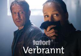 TATORT Verbrannt mit Wotan Wilke Möhring und Petra...aller
