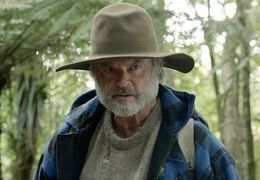 Sam Neill in Hunt for the Wilderpeople