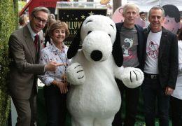 Snoopy auf dem Walk of Fame