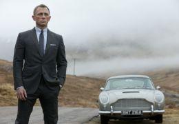 Skyfall mit Daniel Craig
