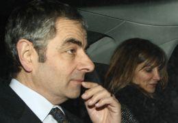 Rowan Atkinson und seine Ex-Frau Sunetra Sastry