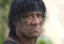 Sylvester Stallone in 'John Rambo'