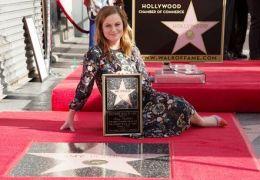 Amy Poehler auf dem Walk of Fame