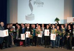 Die Gewinner des 16. Kinematheksverbunds-Preises